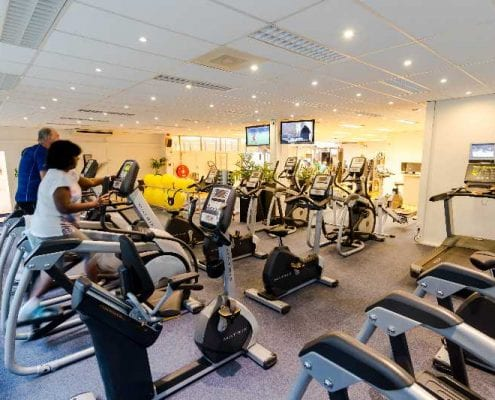 Fitness in Almere Stad